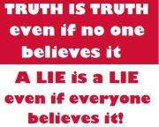 truthandlie