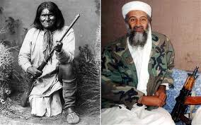 Geronimo and Osama imagesCAWRJ1I1