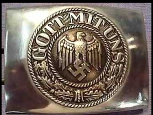 "The Nazis too proclaimed they were destined by God to global ""Full Spectrum Dominance"" and even wore ""God is with Us"" on their belt buckles"