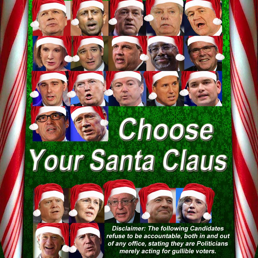 Election Santas